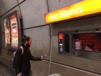 Metro Bilbao amplia el WiFi a todas las estaciones de las líneas 1 y 2